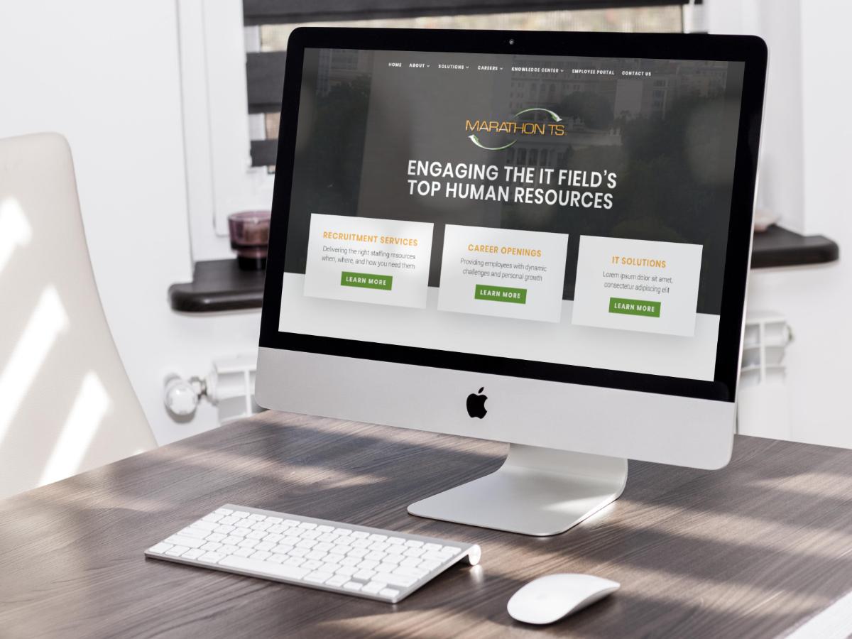 Marathon TS Website Design
