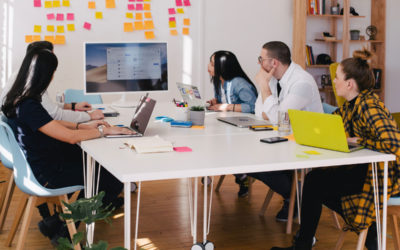 5 Actions to Create an Innovative Work Culture