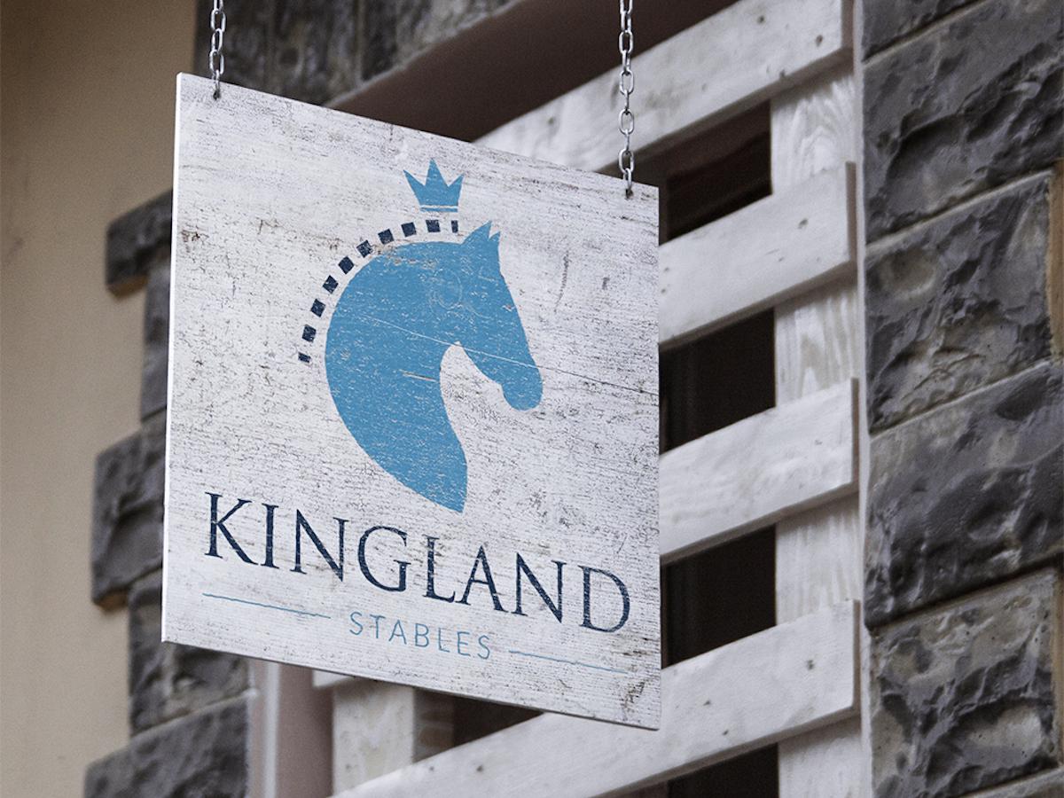 Kingland Stables Logo