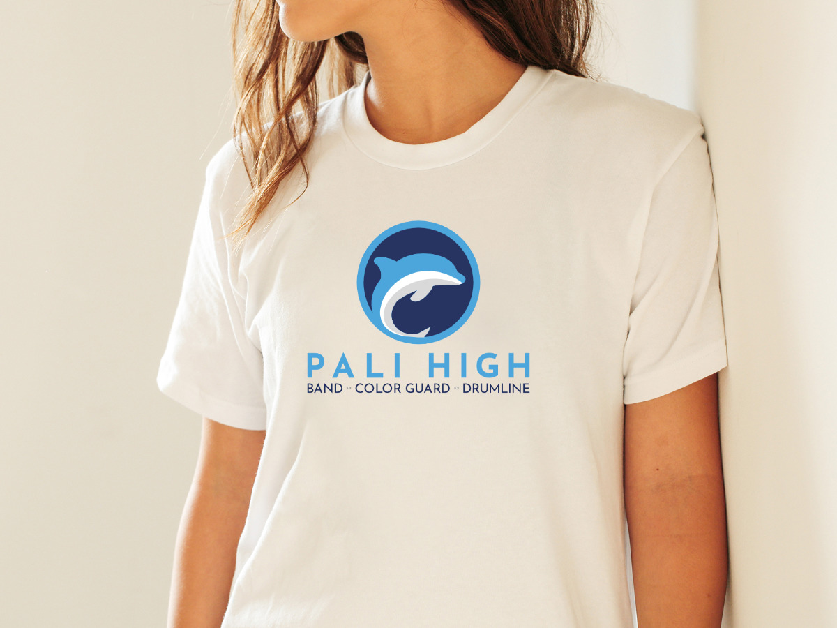 Pali High Band Logo Tshirt