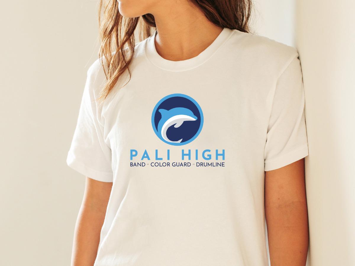 Pali High Band Logo Tshirt