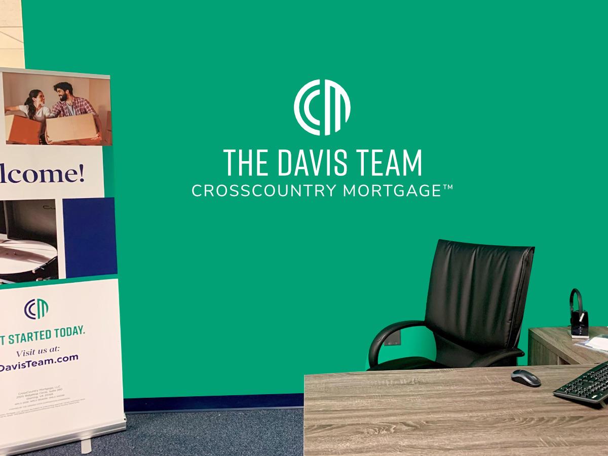 Davis Team Wall Vinyl